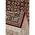oosters vloerkleed, home affaire collection, »kassandra«, geweven rood