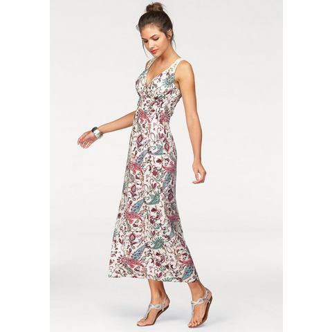 NU 20% KORTING: AJC Maxi-jurk met V-hals