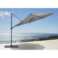 garten gut »marbella« parasol grijs