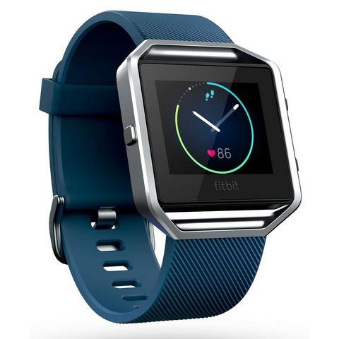 Fitbit Blaze Classic - Blauw - Large