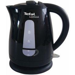 tefal waterkoker express ko2998, 1,5 liter, 2200 w, zwart zwart