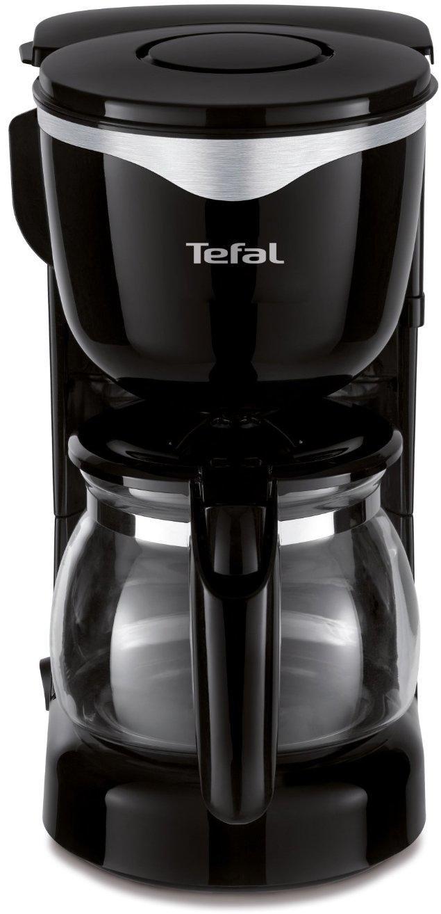 Tefal Koffiezetapparaat Mini CM340811, met glazen kan, edelstaal/zwart bij OTTO online kopen