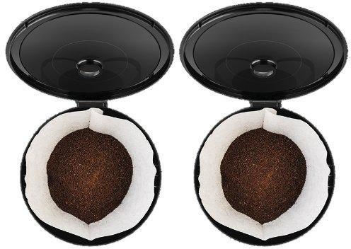 krups duo koffiezetapparaat duothek kt8501 met 2 thermoskan zwart online kopen otto. Black Bedroom Furniture Sets. Home Design Ideas