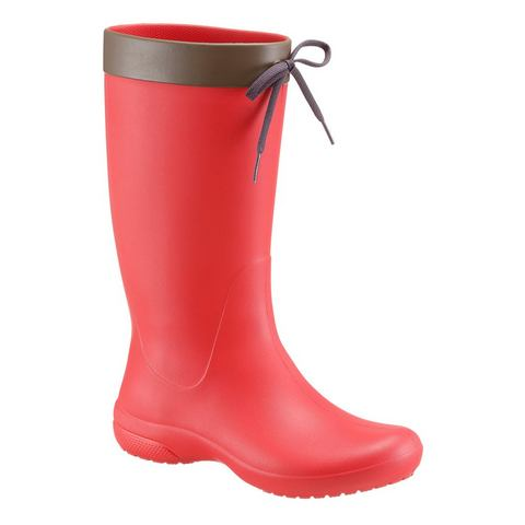 Schoen: CROCS rubberlaarzen »Freesail Rain Boot«