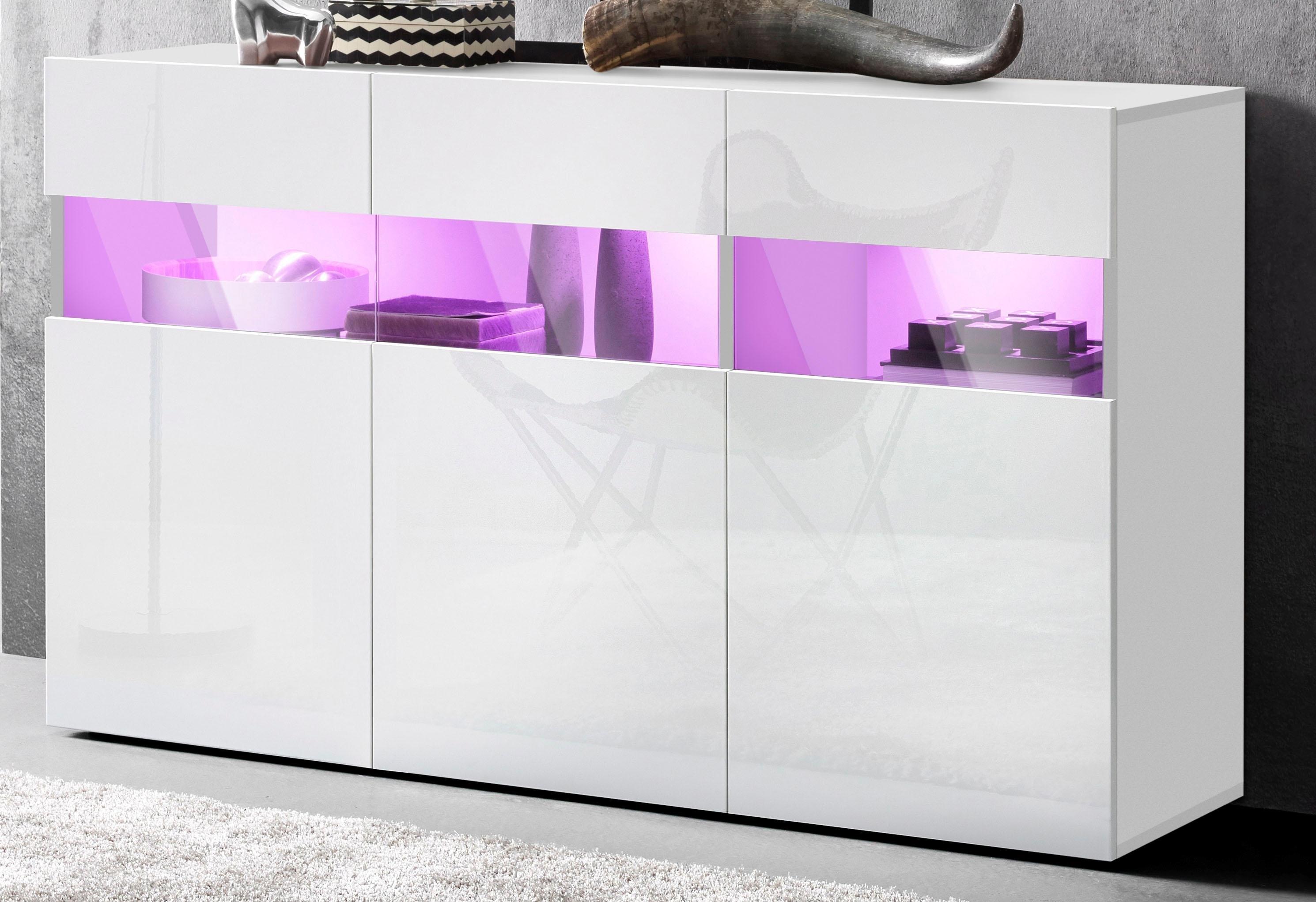 Tecnos dressoir breedte 130 cm voordelig en veilig online kopen