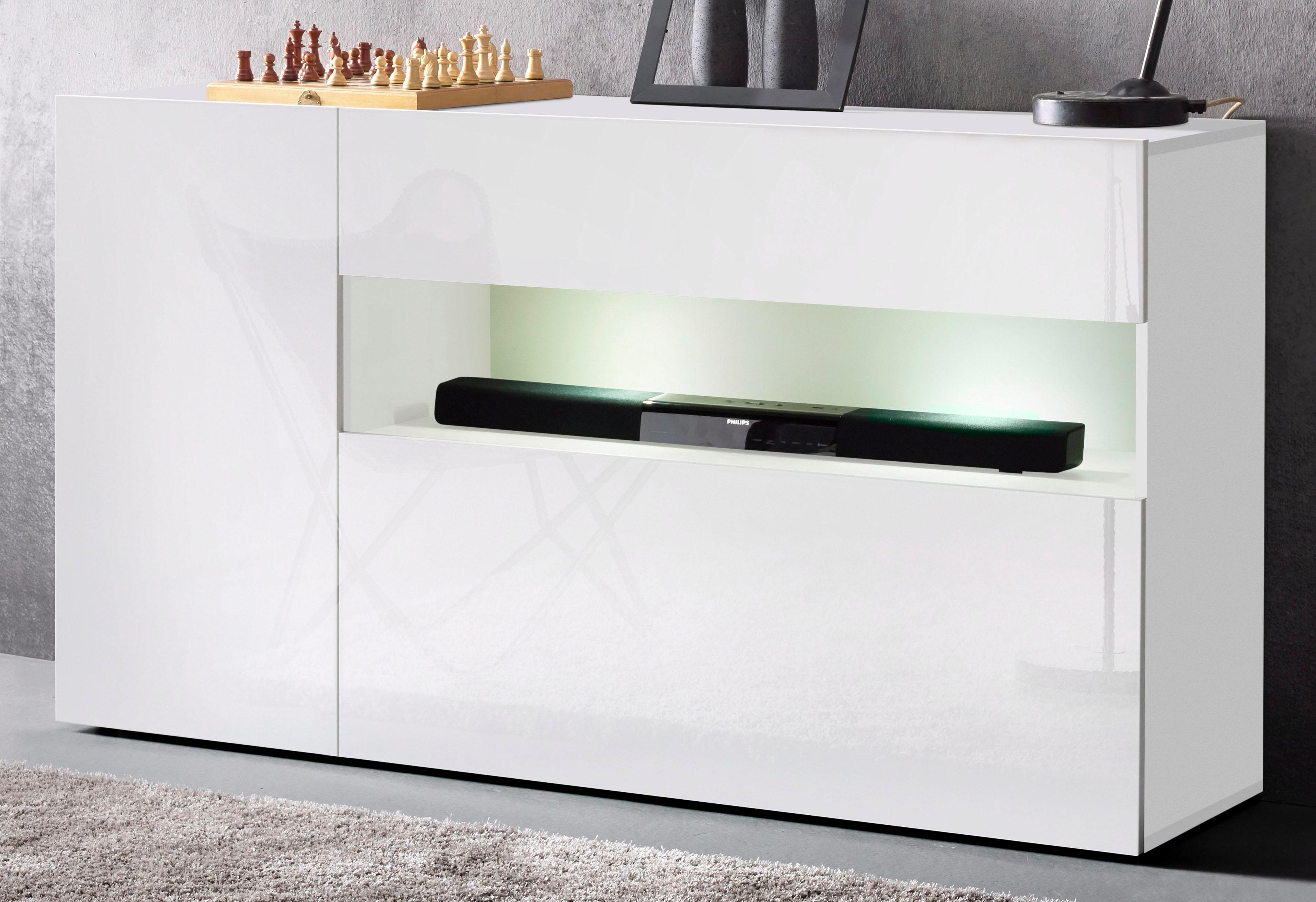 Tecnos Sideboard, breedte 140 cm goedkoop op otto.nl kopen