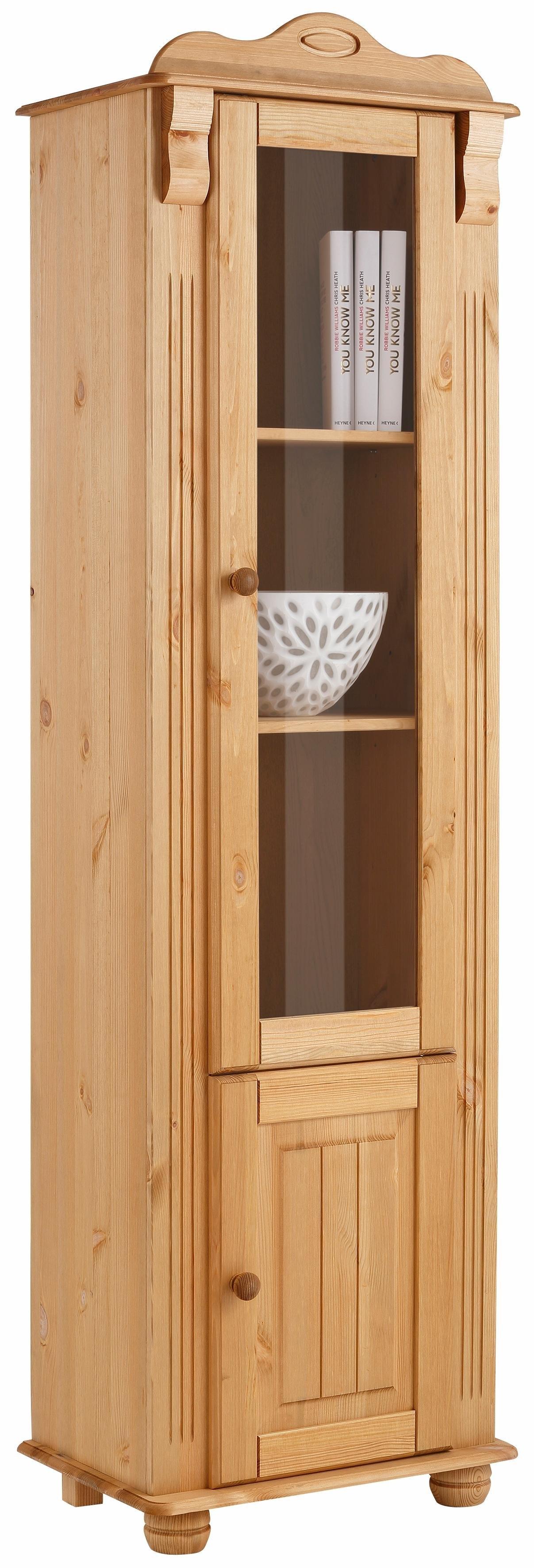 Op zoek naar een Home affaire vitrinekast »Adele«, 2-deurs, hoogte 185 cm? Koop online bij OTTO