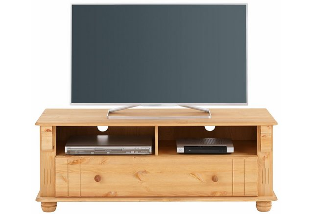 home affaire tv lowboard adele breedte 120 cm koop je bij otto. Black Bedroom Furniture Sets. Home Design Ideas