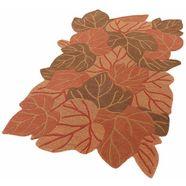 vloerkleed, home affaire collection, »luna«, handgetuft rood