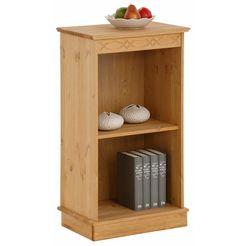 home affaire boekenkast »indra«, in 5 verschillende afm. beige
