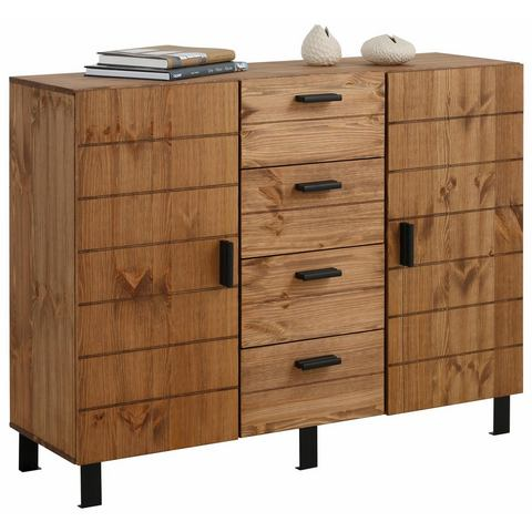 Dressoirs HOME AFFAIRE sideboard Brooklin breedte 120 cm 553094