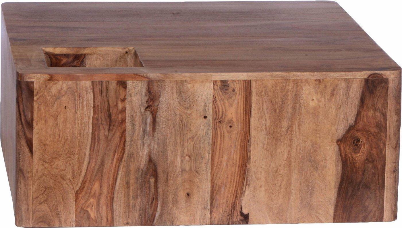SIT salontafel GOA 90 cm breed