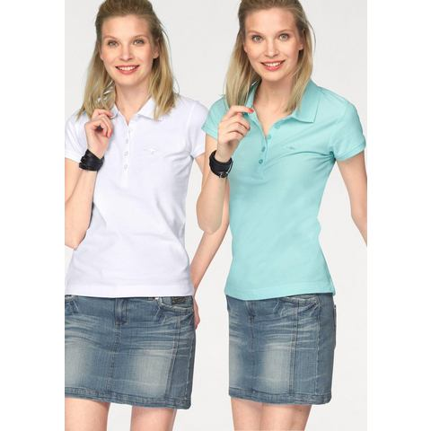 KANGAROOS Poloshirt in set van 2