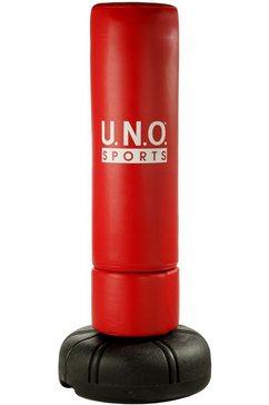 u.n.o.-sports staande stootzak, »flex-bag« rood
