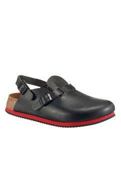 birkenstock clogs »kay sl« zwart