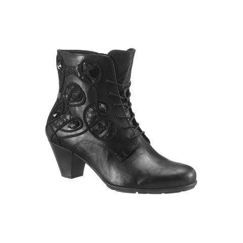 Dames schoen: GABOR veterlaarsjes