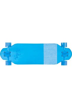 volten longboard, »freeride ice blue« blauw
