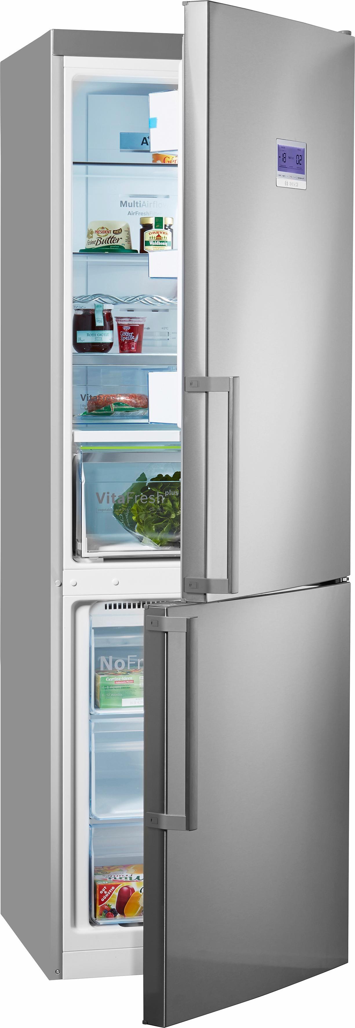 Bosch koel-vriescombinatie KGN36AI45, A+++, 186 cm, No Frost goedkoop op otto.nl kopen
