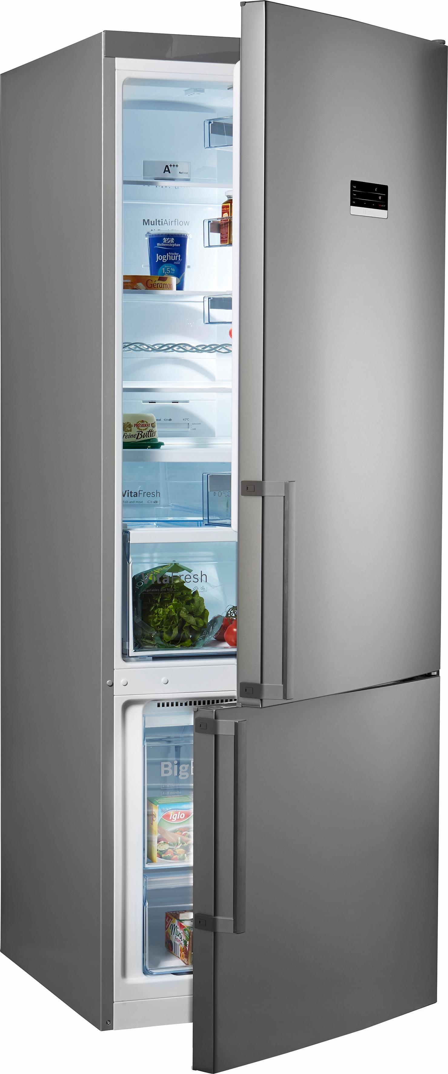 Op zoek naar een Bosch koel-vriescombinatie, 193 cm hoog, 70 cm breed? Koop online bij OTTO