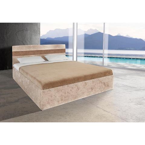 WESTFALIA POLSTERBETTEN bed frame beige Westfalia Polsterbetten 816571