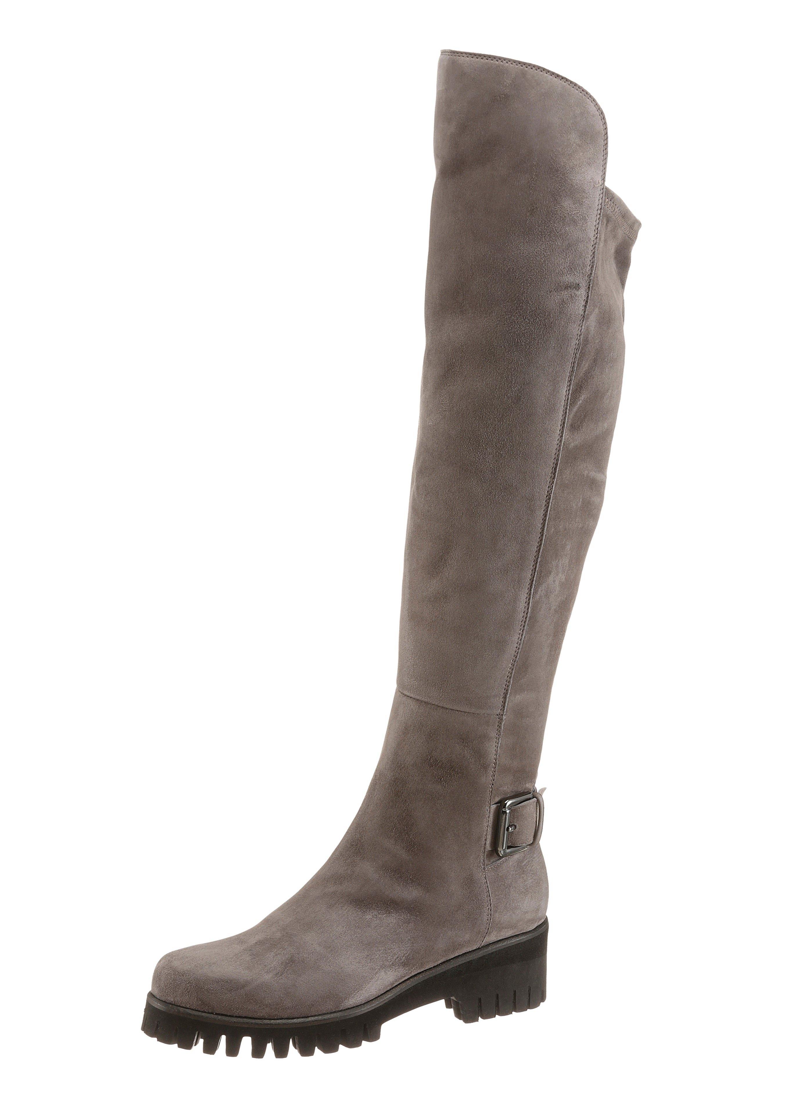 Donna Carolina Overknee-laarzen van Donna Carolina voordelig en veilig online kopen