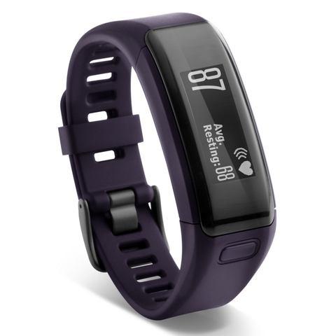 Garmin vivosmart HR WW Purple Regular (010-01955-01)