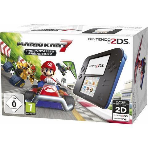 Nintendo 2DS Console + Mario Kart 7
