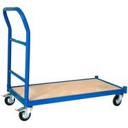 sz metall transportwagen »professional«, 250 kg blauw