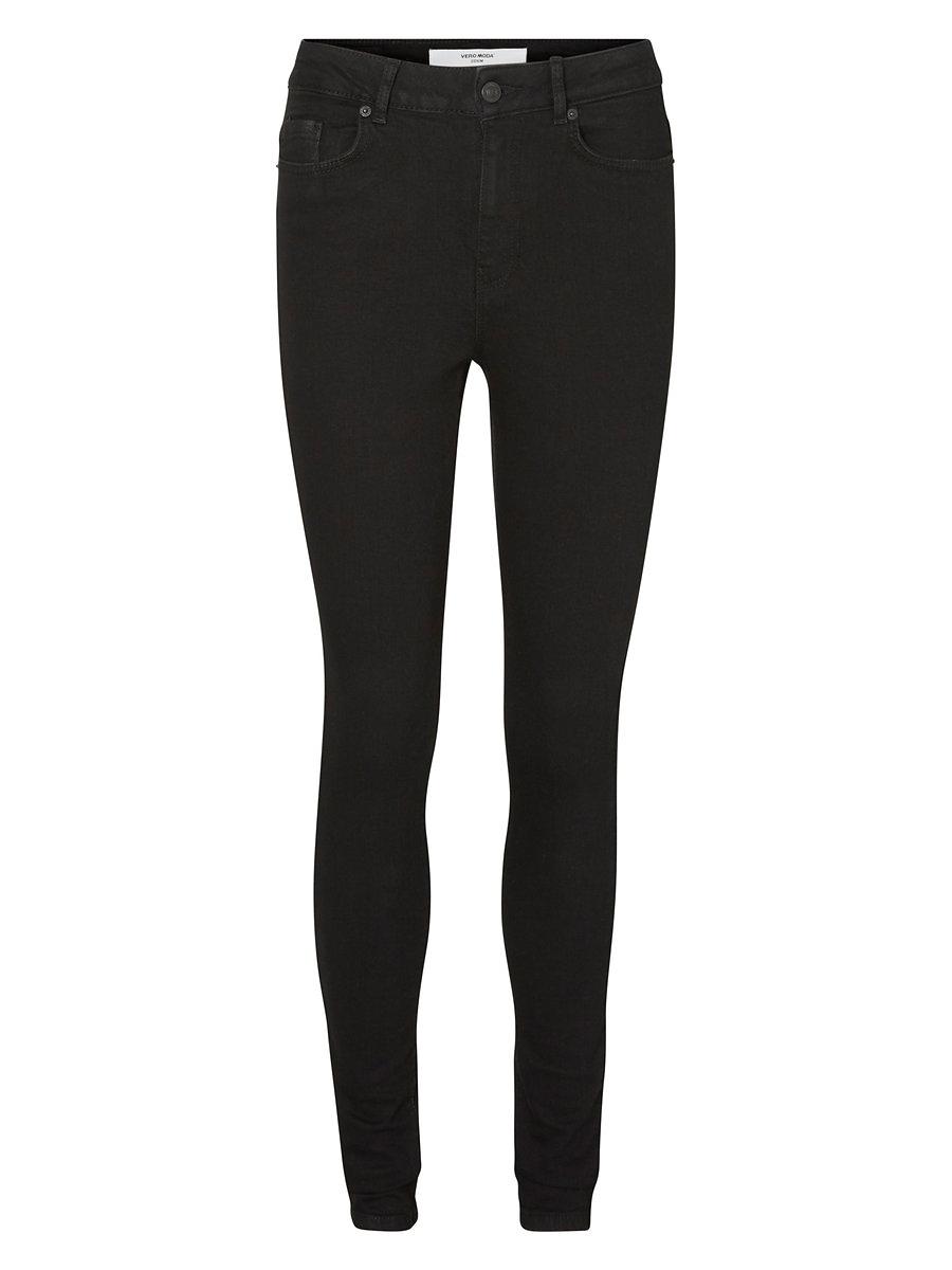 VERO MODA Nine HW skinny fit klassieke jeans nu online bestellen