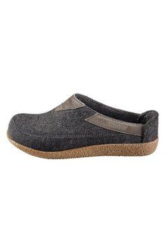 huisschoenen grijs