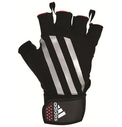 NU 15% KORTING: ADIDAS PERFORMANCE fitness handschoenen, »Weightlifting Gloves Red«