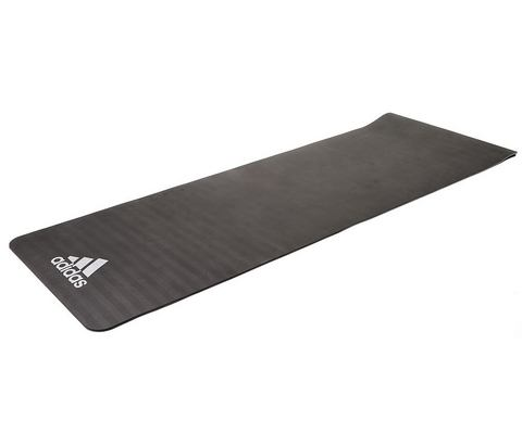 ADIDAS PERFORMANCE trainingsmat, »Fitness Mat Solid Grey«