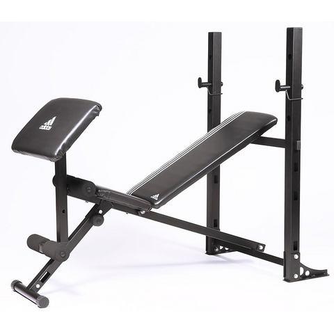 ADIDAS PERFORMANCE Essential fitnessstation, »Pro Multi Purpose Bench«