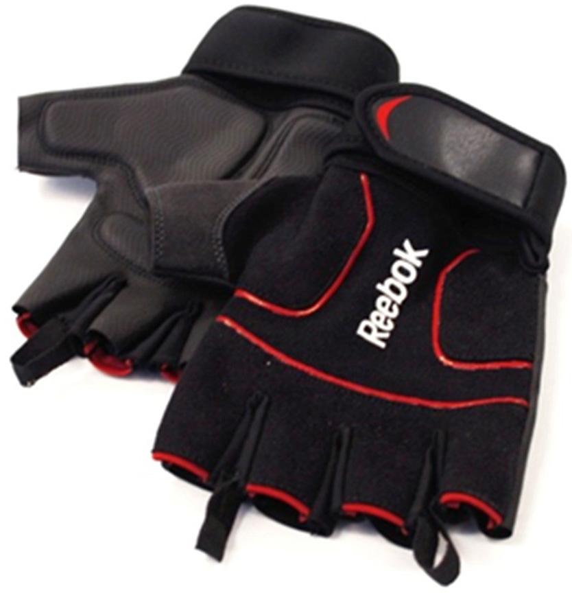 55cd91cec46 Afbeeldingsbron: REEBOK fitnesshandschoenen , »Lifting Gloves Red«