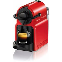 krups koffiecapsulemachine nespresso inissia xn1005 rood