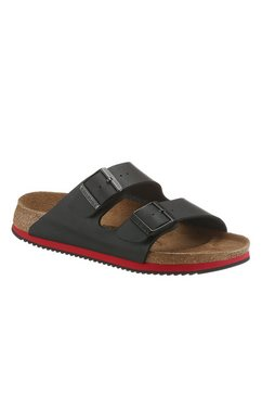 birkenstock slippers »arizona sl« zwart