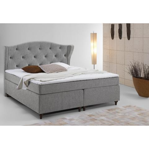 HOME AFFAIRE boxspring Felix, incl. topmatras
