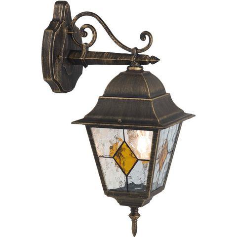 Brilliant buitenlamp, 1 fitting, wandlamp, »JASON«