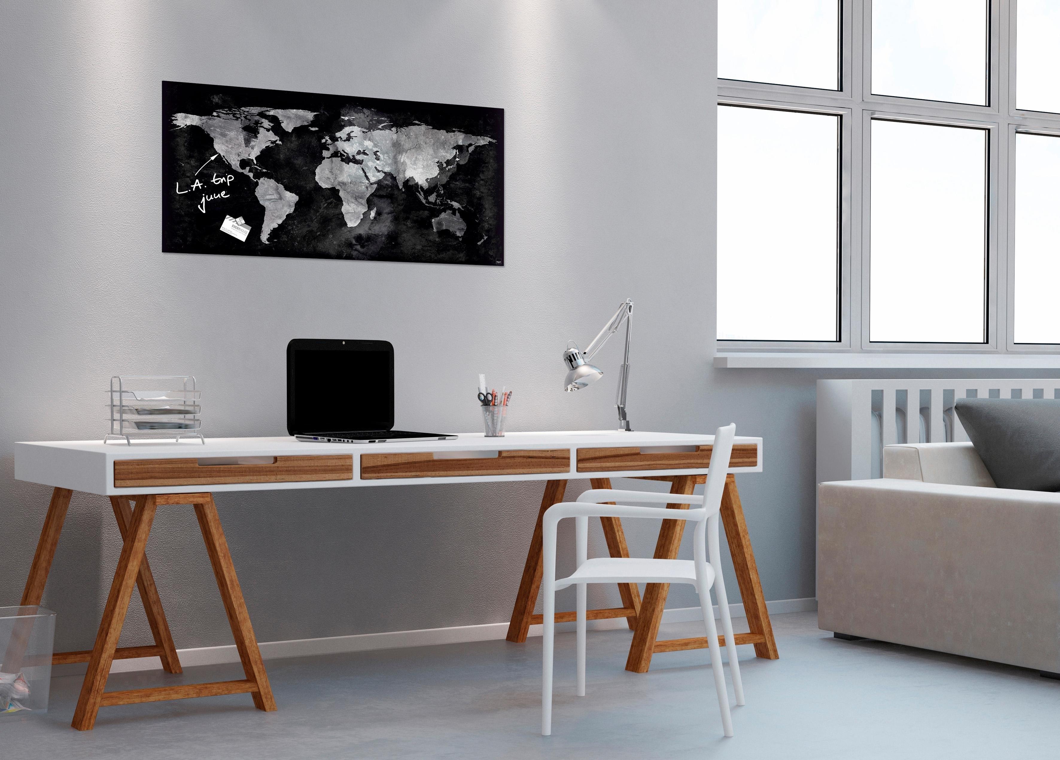sigel magneetbord glas makkelijk gevonden otto. Black Bedroom Furniture Sets. Home Design Ideas