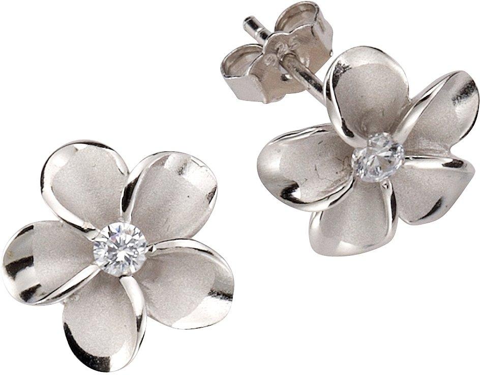 Firetti oorstekers »Bloem« met zirkoon nu online kopen bij OTTO