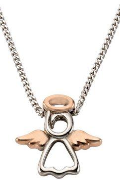 firetti ketting met hanger »engel« zilver