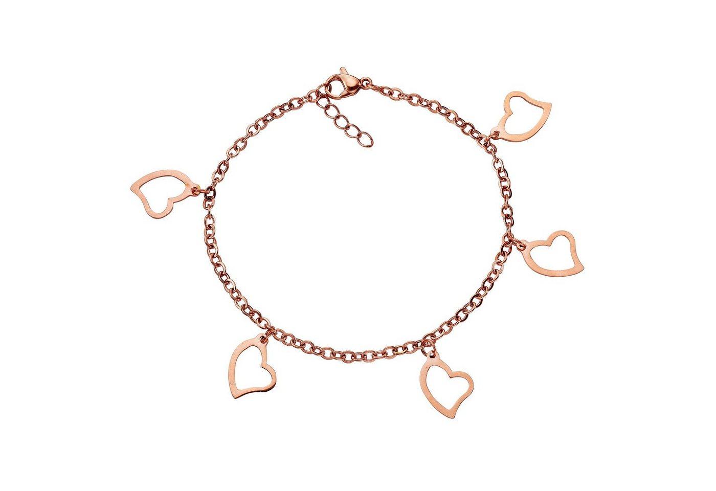 FIRETTI armband »harten«