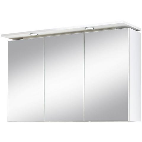 Badkamerkasten Spiegelkast Lugo 100 cm 598993