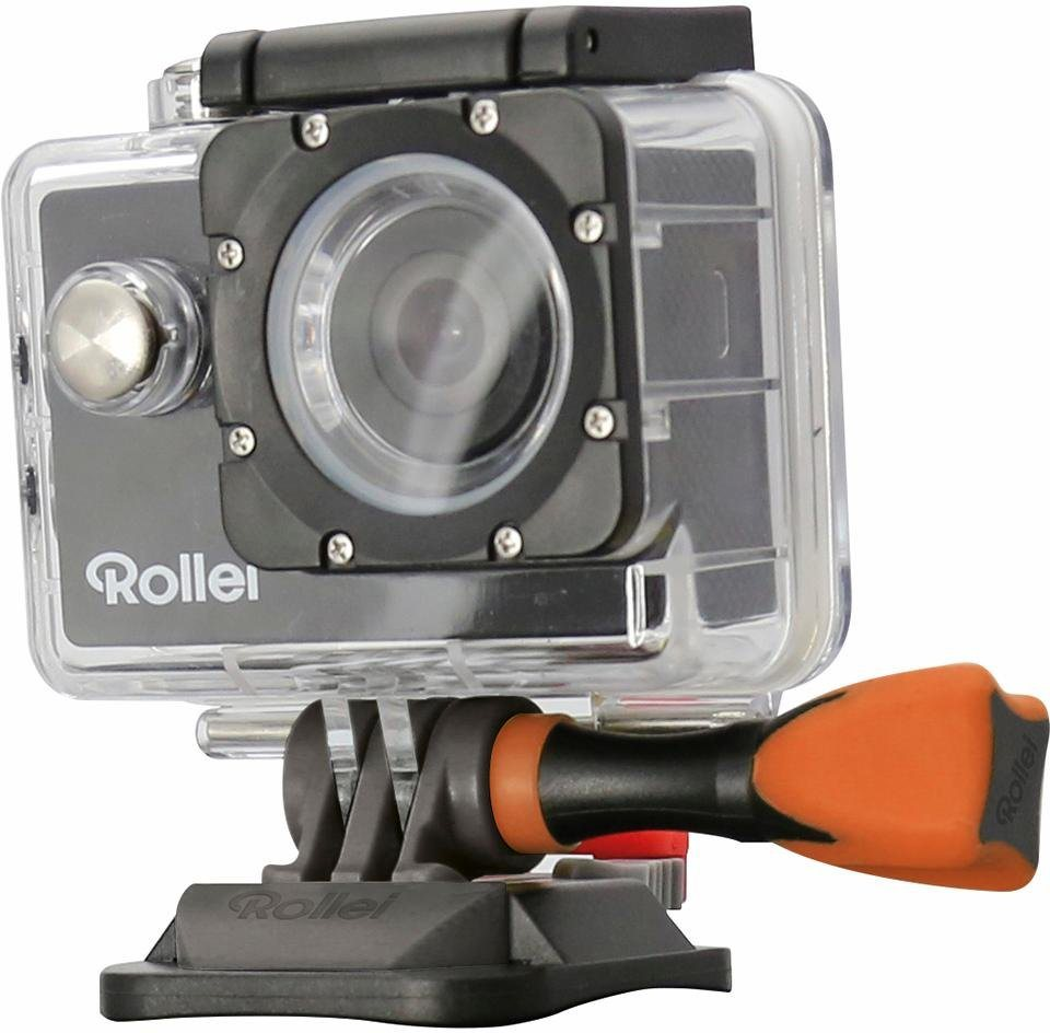 ROLLEI actioncam 300 Plus 720p (HD-ready) camcorder