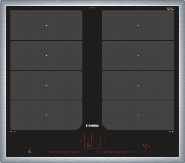 SIEMENS flex-inductiekookplaat van SCHOTT CERAN® met powermove plus nu online kopen bij OTTO