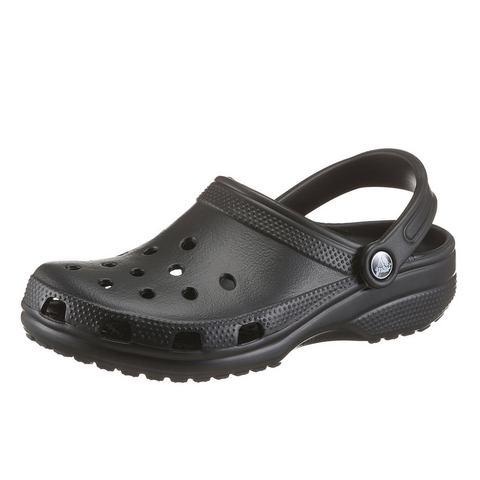 Crocs Klompen Unisex Black Classic