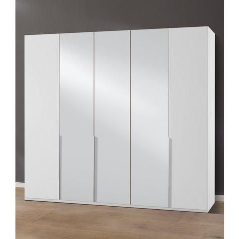 Kledingkasten Wimex garderobekast met spiegeldeuren New York 224909