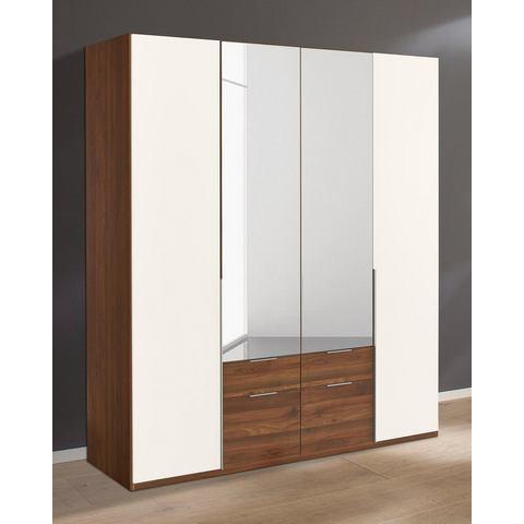 Kledingkasten Wimex garderobekast met spiegeldeuren en laden New York 487872