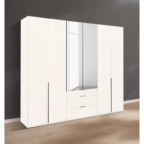 Kledingkasten Wimex garderobekast met spiegeldeuren en laden New York 568303