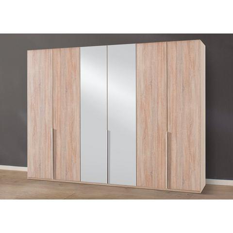 Kledingkasten Wimex garderobekast met spiegeldeuren New York 208225